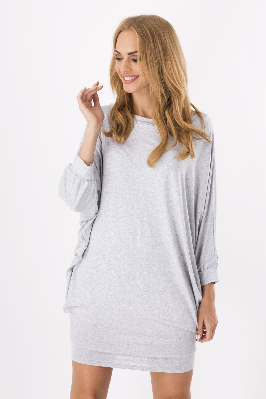 womens dress gray-s
