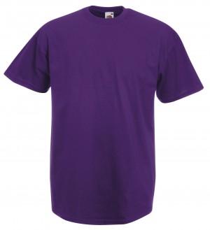 Cotton Valueweight Tee T-Shirt-purple-xxxl